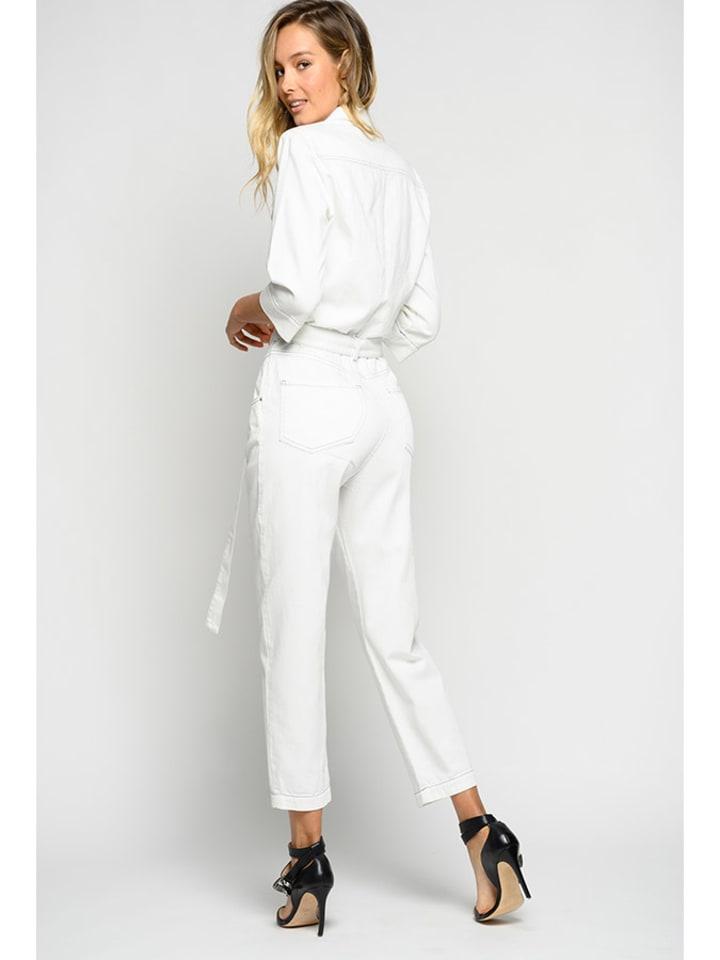 Pinko Jumpsuit in Weiß