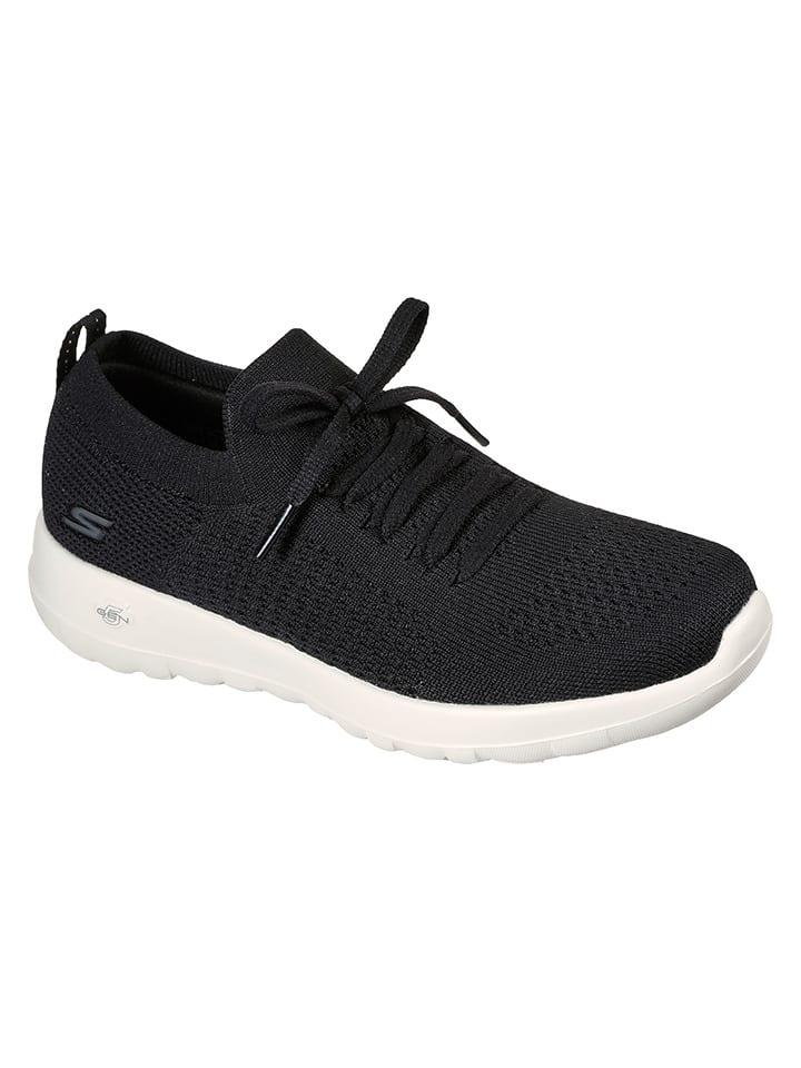 "Skechers Sneakers ""Go Walk Joy Fresh View"" zwart"