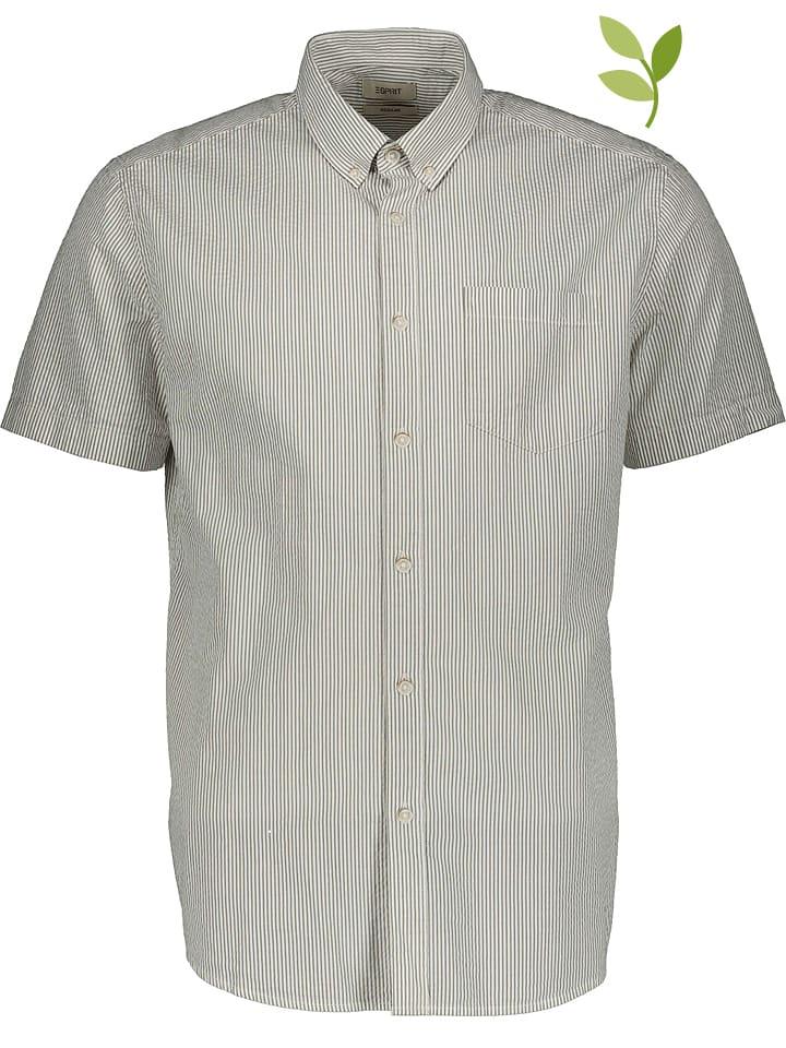 ESPRIT Koszula w kolorze khaki