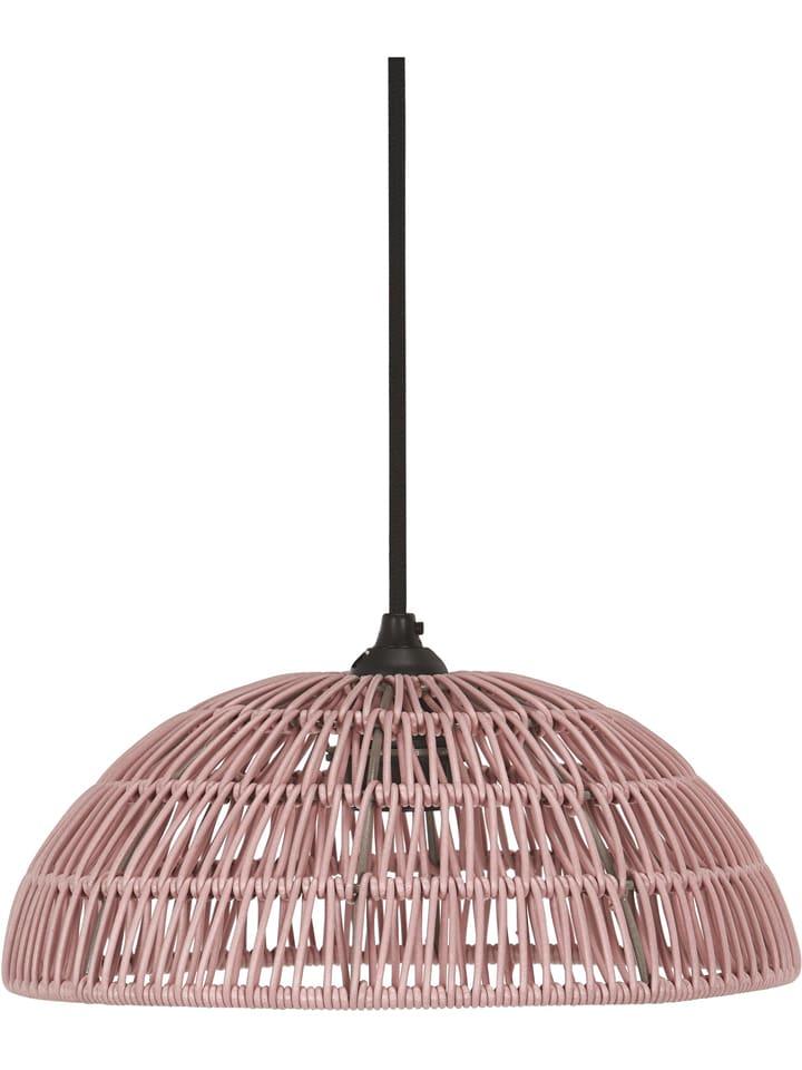"""PR Home Lampa zewnętrzna """"Hue"""" w kolorze jasnoróżowym - wys. 12 x Ø 30 cm"""