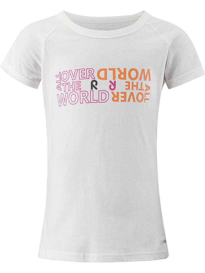 """Reima Shirt """"Kasvit"""" in Creme"""