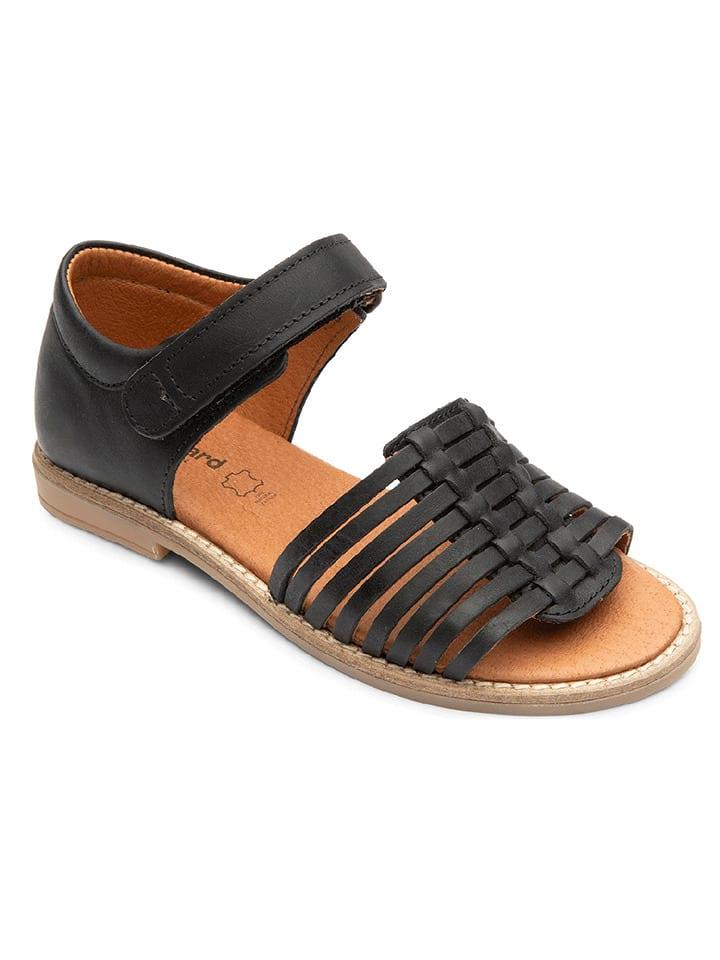 """Bundgaard Skórzane sandały """"Lina"""" w kolorze czarnym"""