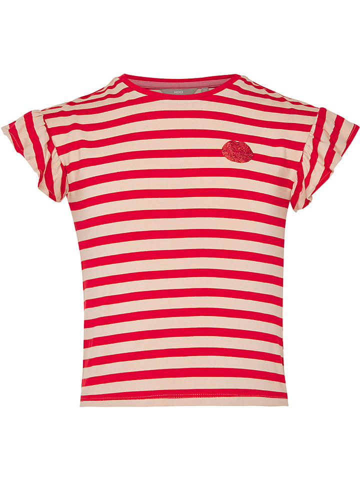 Mexx Shirt rood/wit