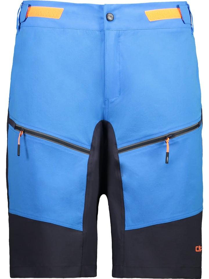 CMP 3in1-Fahrradshorts in Blau