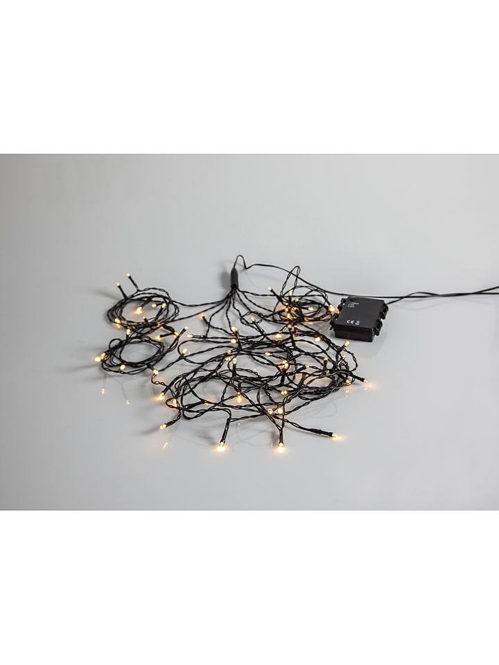 Best Season Łańcuch świetlny LED w kolorze ciepłej bieli - dł. 270 cm