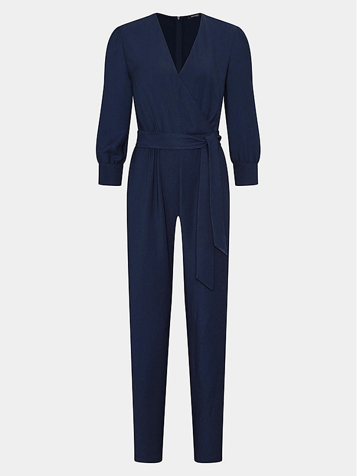 Orsay Jumpsuit donkerblauw