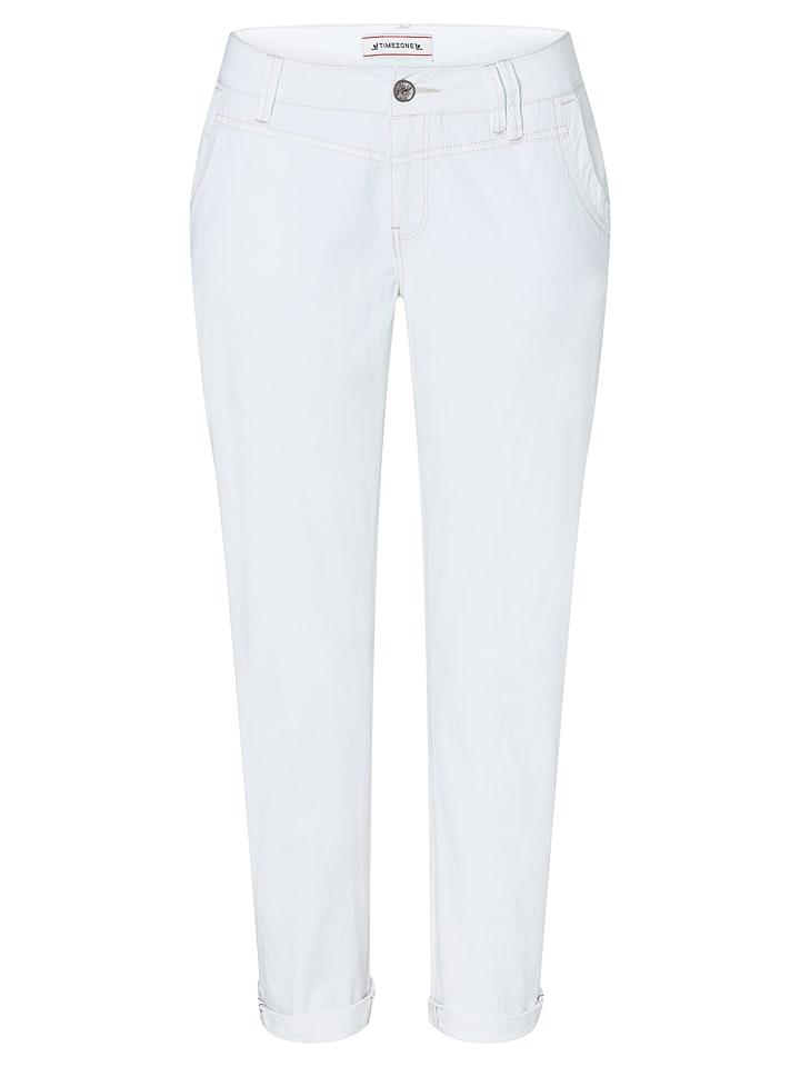 "Timezone Jeans ""Nali"" - Slim fit - in Weiß"