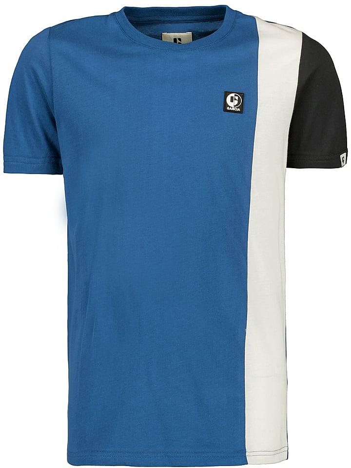 Garcia Shirt blauw