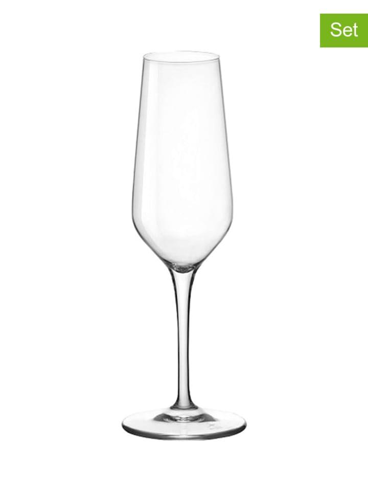 Tognana 6-delige set: glazen transparant - 230 ml