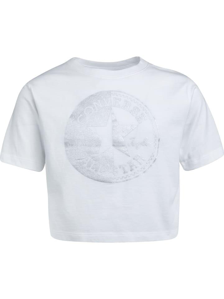 Koszulka w kolorze białym
