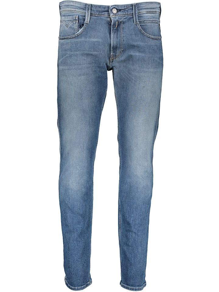 "Jeans ""Anbass"" - Slim fit - in Blau"