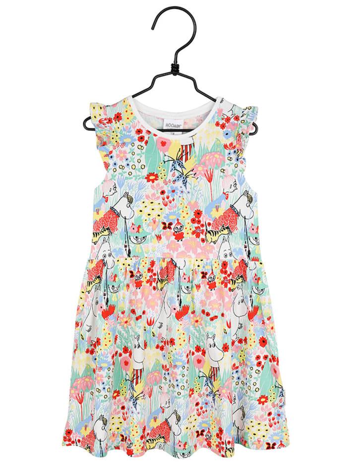 Moomin Sukienka ze wzorem