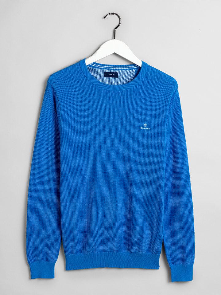 Sweter w kolorze niebieskim
