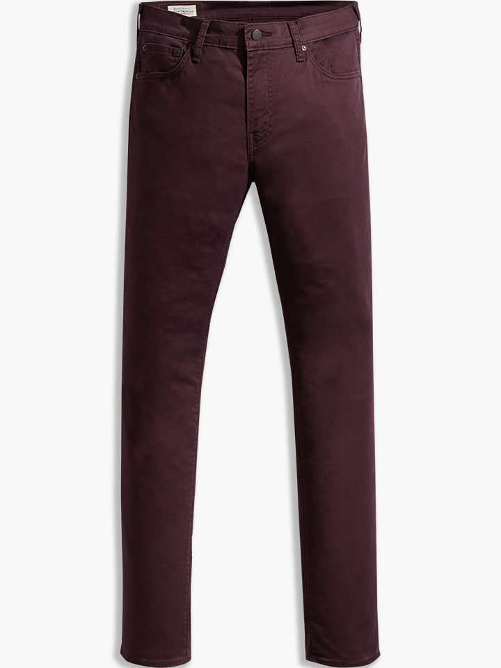 """Levi´s Chino """"511"""" - Slim fit - in Bordeaux"""