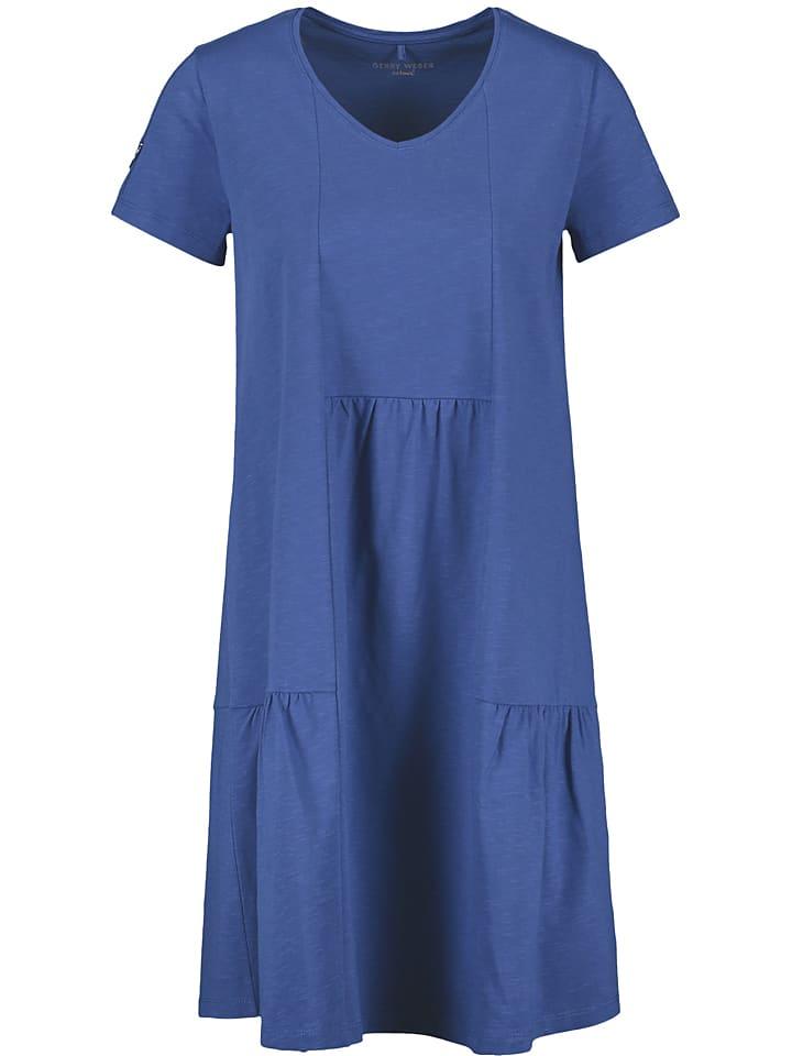 Gerry Weber Sukienka w kolorze niebieskim
