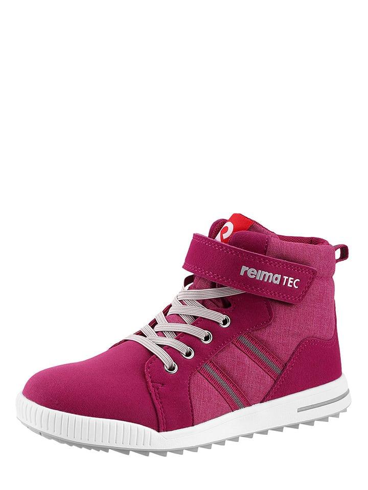 """Reima Sneakersy """"Keveni"""" w kolorze różowym"""