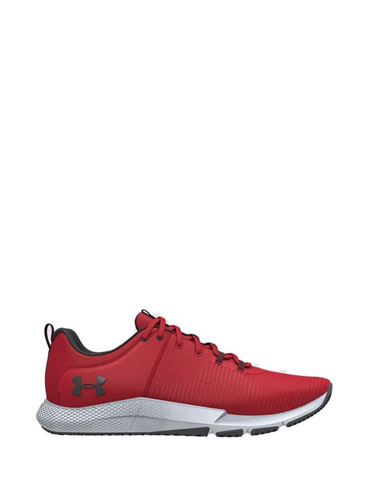 Under Armour Sneakersy w kolorze czerwonym