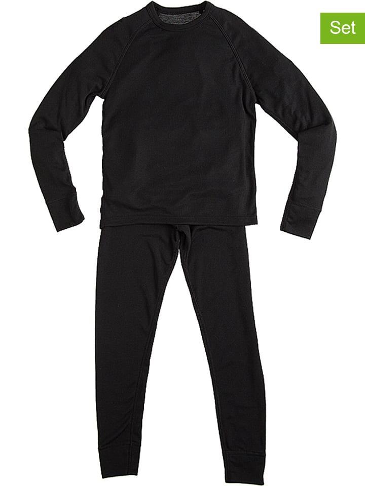 CMP 2-delige functionele ondergoedset zwart