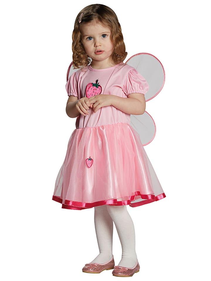 Rubie`s 2-częściowy kostium w kolorze różowym