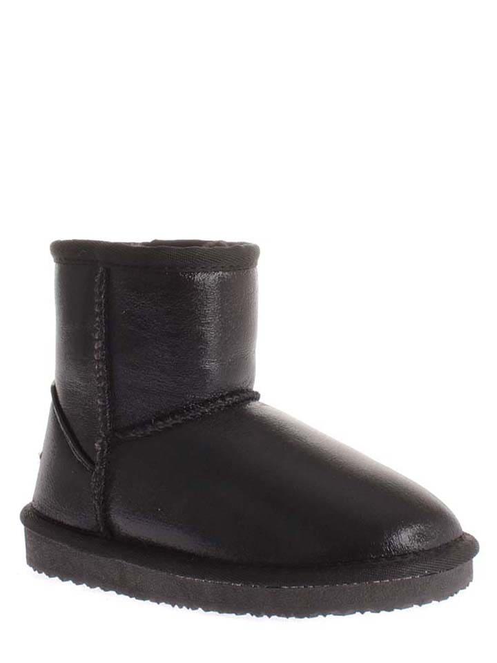 """Boots """"Claire"""" zwart"""