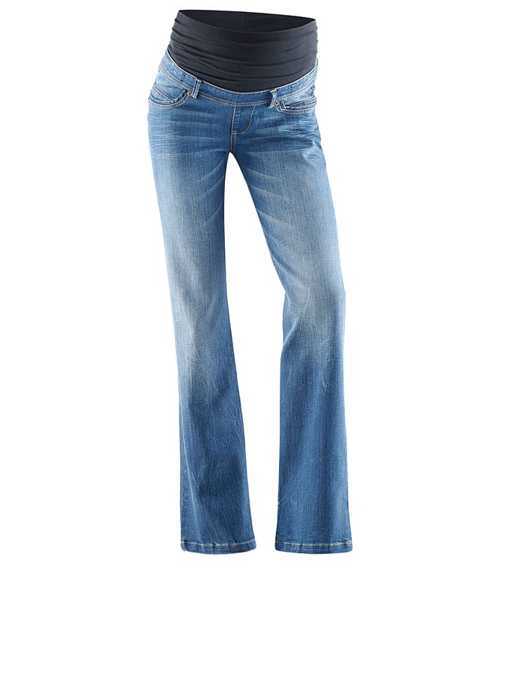 Bellybutton Umstandsjeans - Regular fit - in Blau