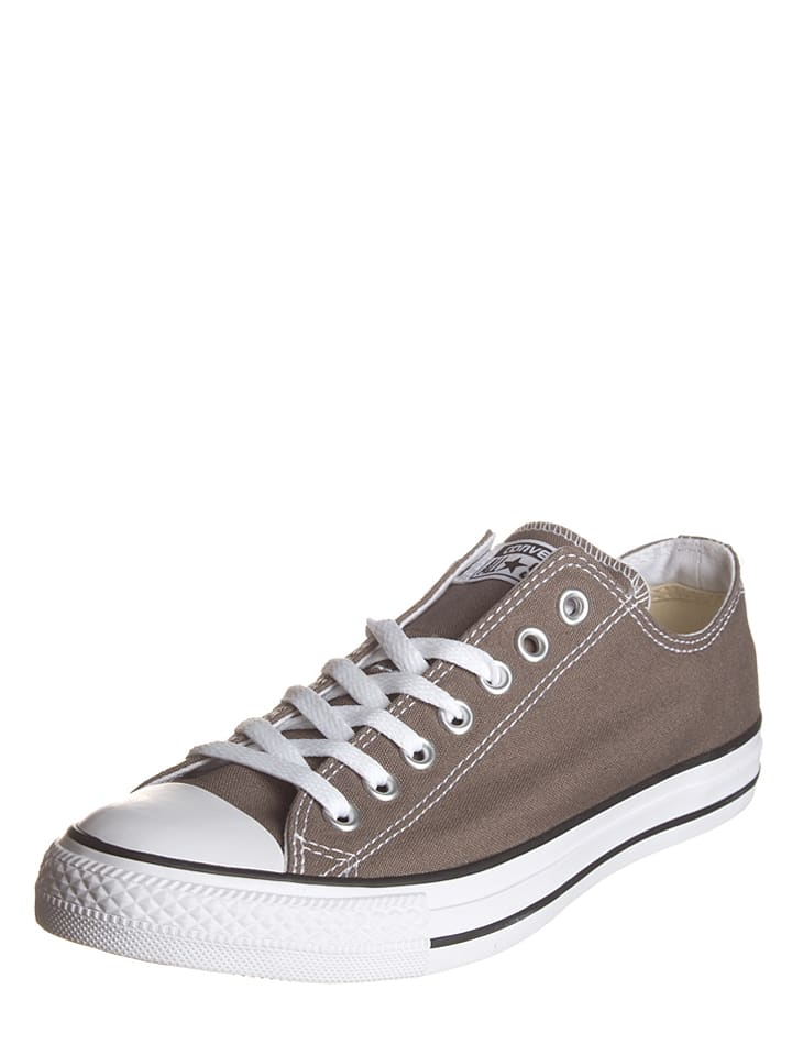 "Converse Sneakers ""All Star Ox"" in Grau"