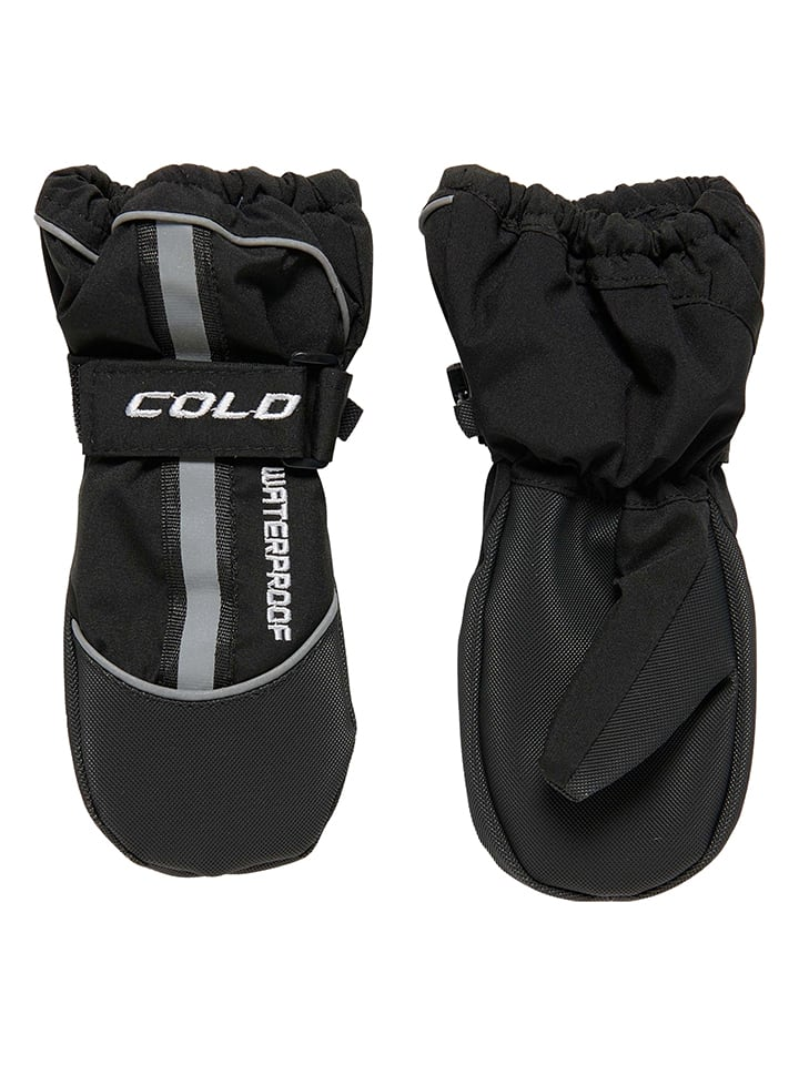 HULABALU Rękawiczki w kolorze czarnym