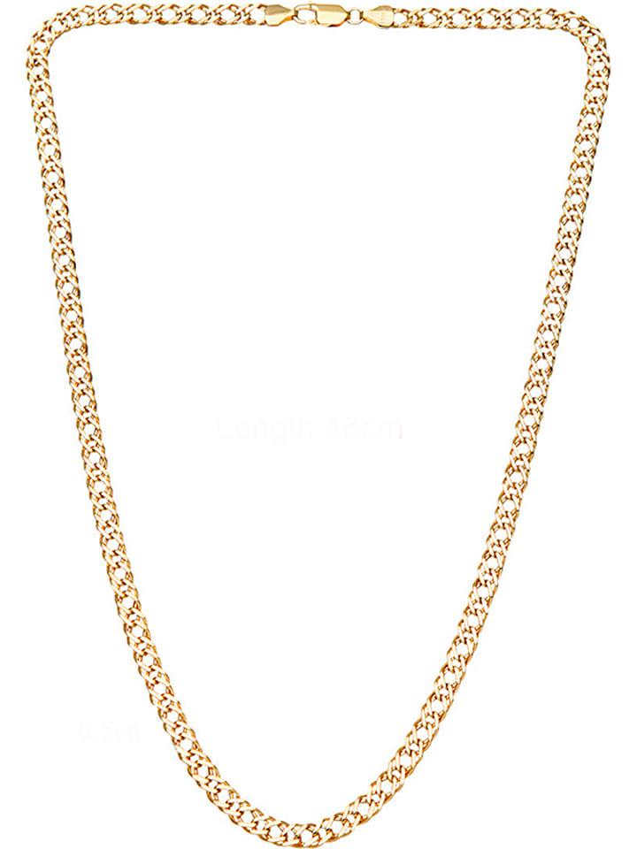 Diamant Exquis Złoty naszyjnik - dł. 46 cm