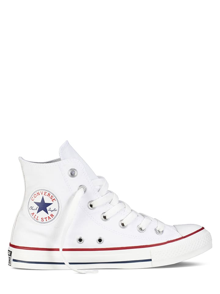"Converse Sneakers ""All Star Hi"" in Weiß"