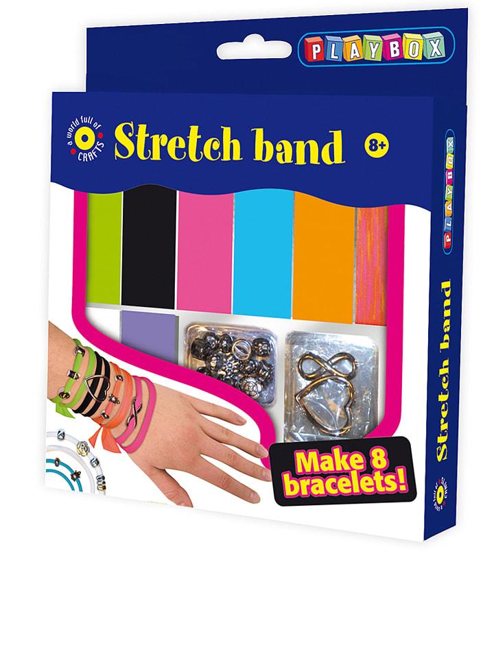 """Playbox Zestaw kreatywny """"Stretch Band"""" - 8+"""