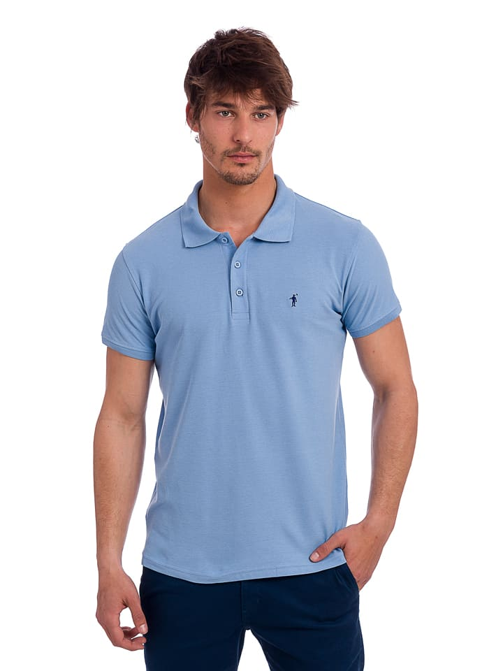 Polo Club Trui lichtblauw goedkoop kopen   limango