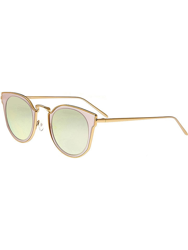 """Damen-Sonnenbrille """"Harper"""" in Gold/ Gelb"""
