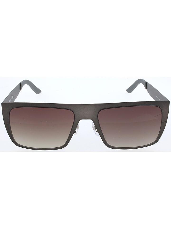 Marc Jacobs Damen-Sonnenbrille in Grau/ Braun