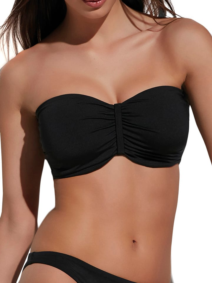 Kris Line Bikinitop zwart