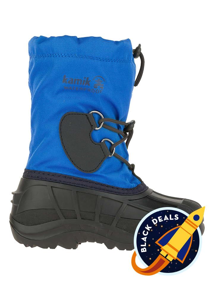 """Winterstiefel """"Southfrost"""" in Blau"""
