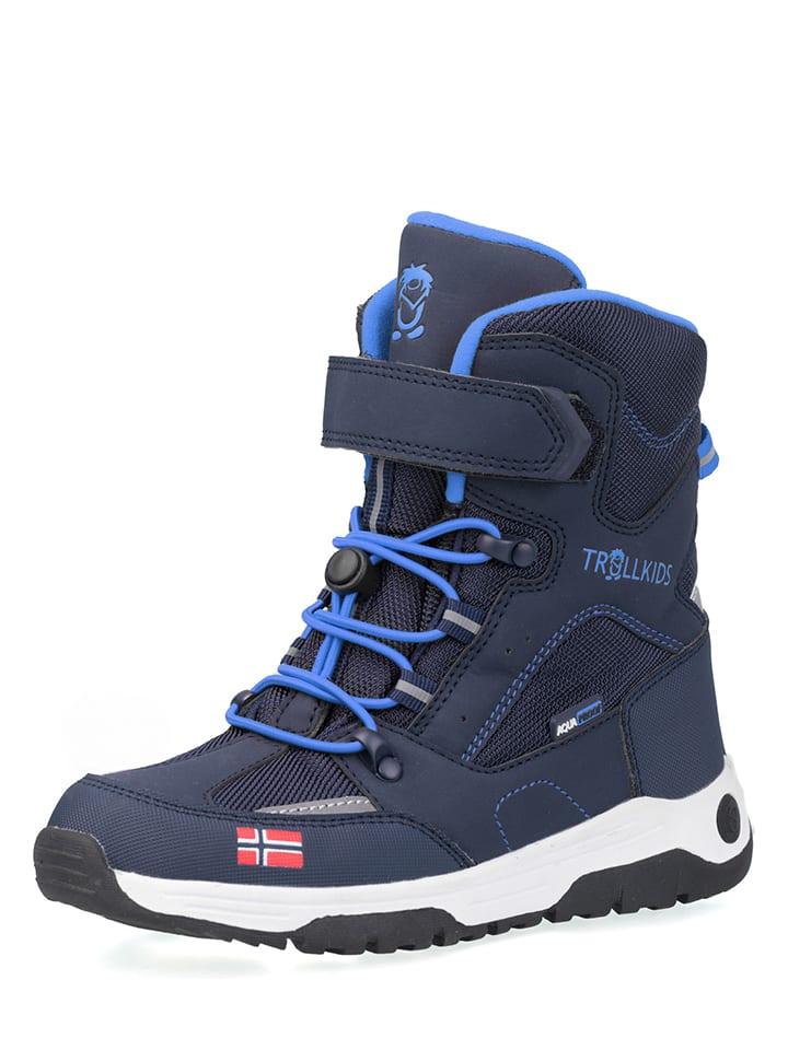 """Winterboots """"Lofoten XT"""" in Dunkelblau/ Hellblau"""