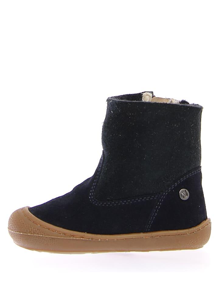 "Naturino Leder-Boots ""Cot"" in Dunkelblau"