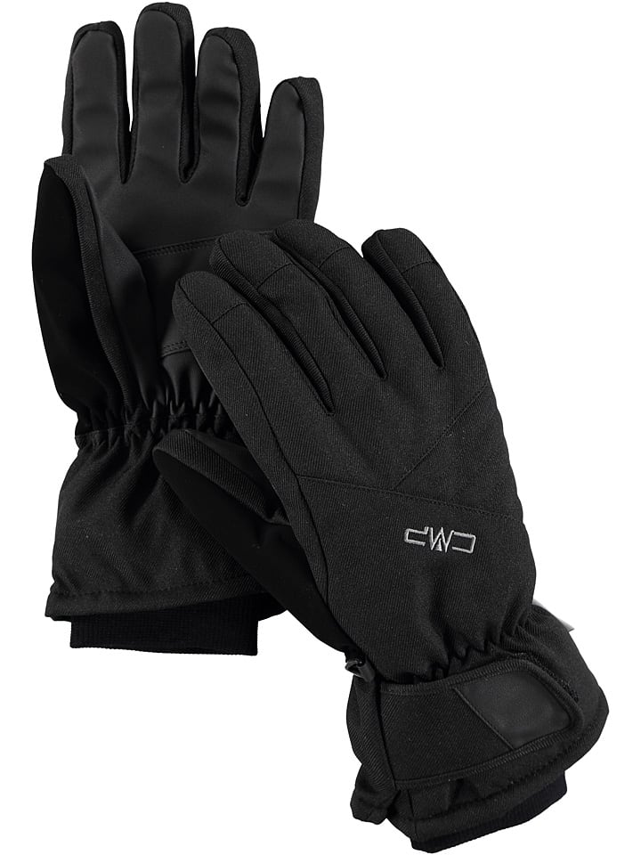CMP Rękawice narciarskie w kolorze czarnym