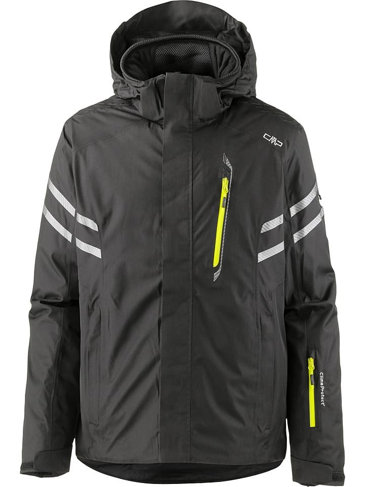 CMP Ski-/snowboardjas zwart