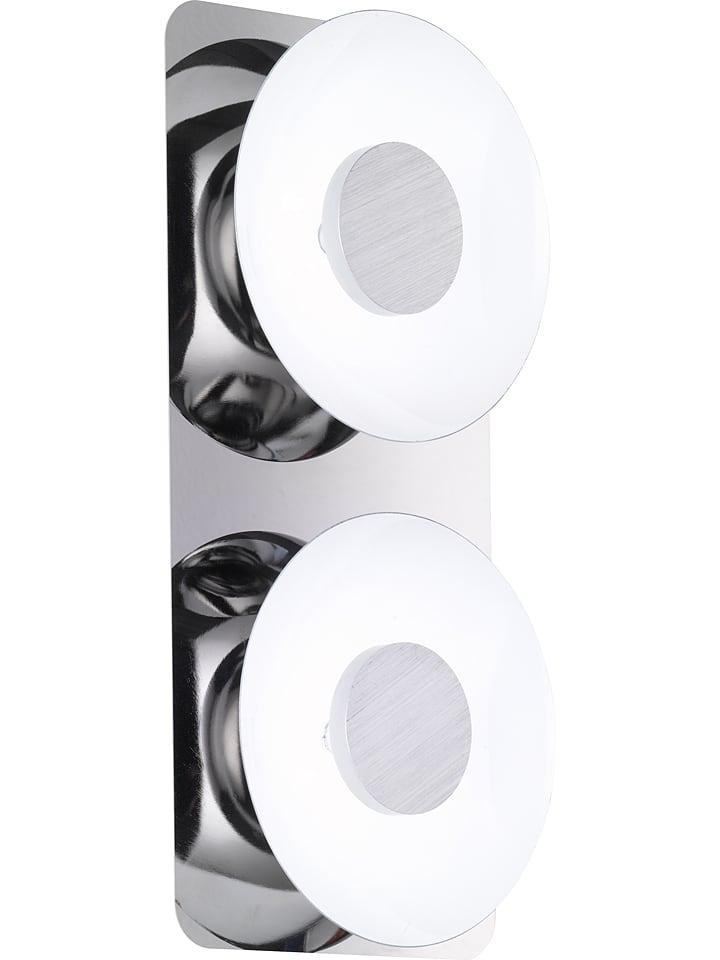 "WOFI Ścienna lampa LED ""Space"" - KEE A+ (A++ do A) - 14 x 30 cm"