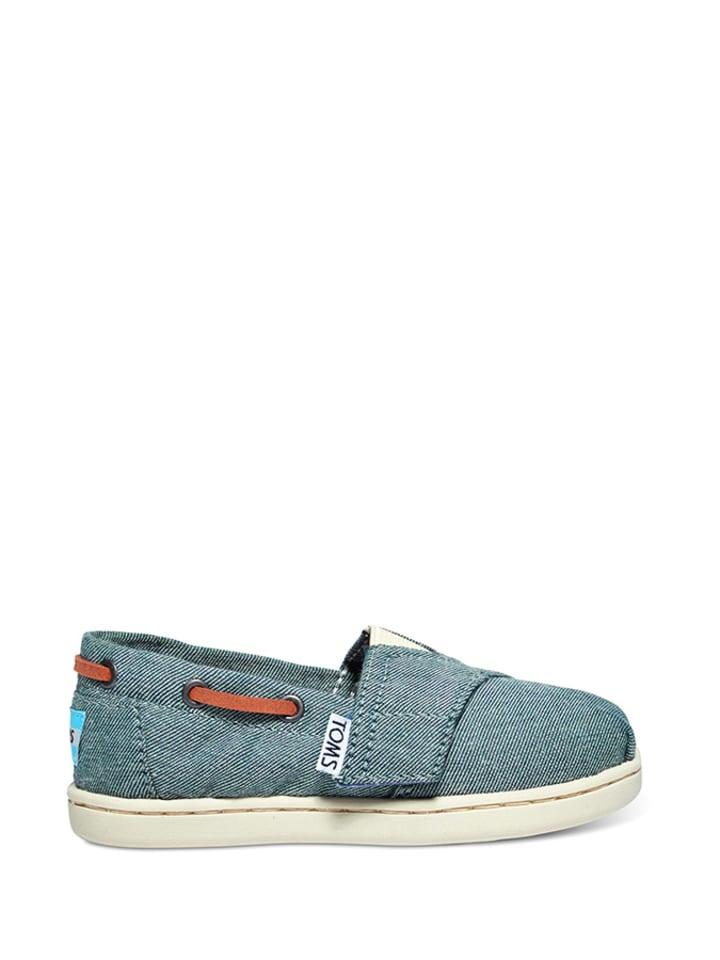 """TOMS Sneakersy Biminis"""" w kolorze niebieskim"""