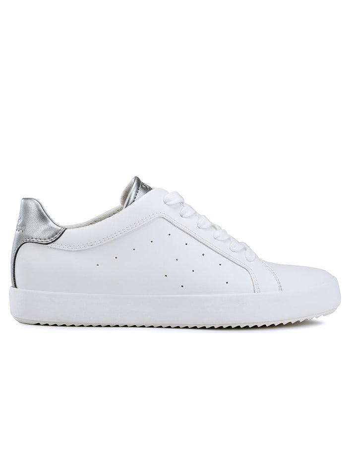 """Geox Sneakers """"Blomiee"""" wit"""