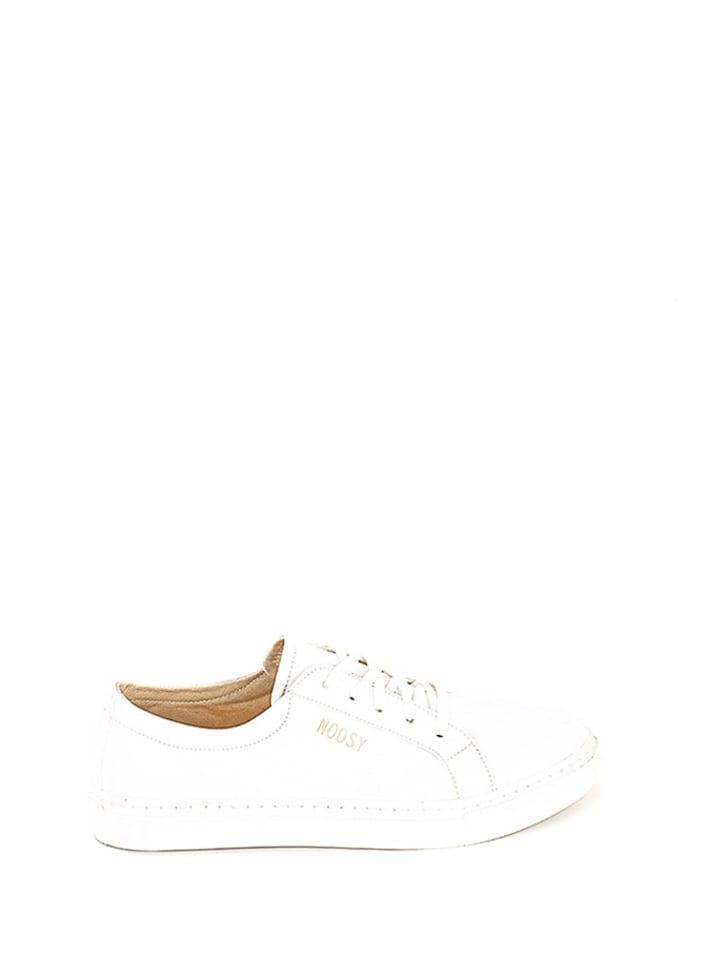 Noosy Sneakers wit