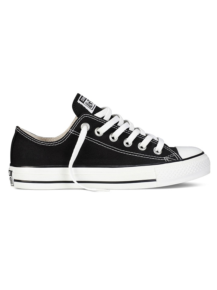 "Converse Sneakers ""All Star Low"" zwart"