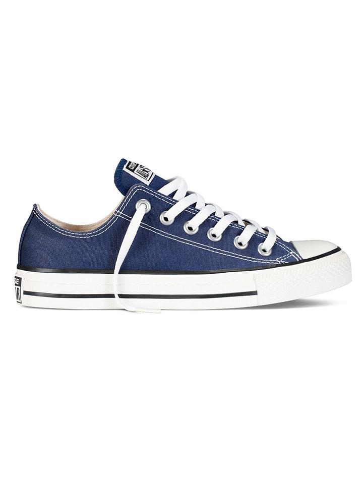 "Converse Sneakersy ""All Star Low"" w kolorze granatowym"