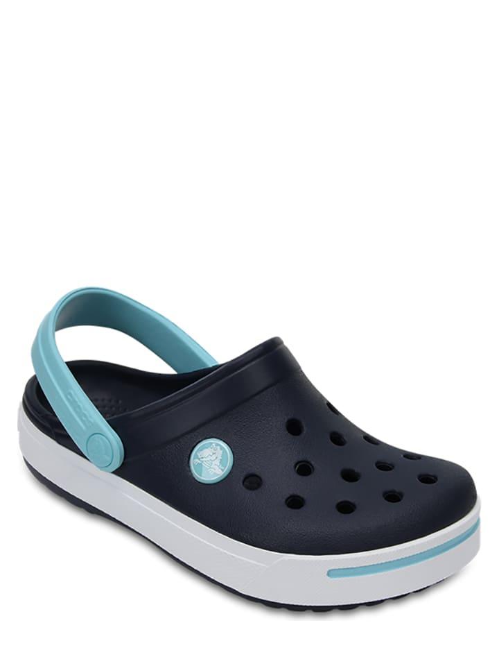 "Crocs ""Crocband II"" donkerblauw"