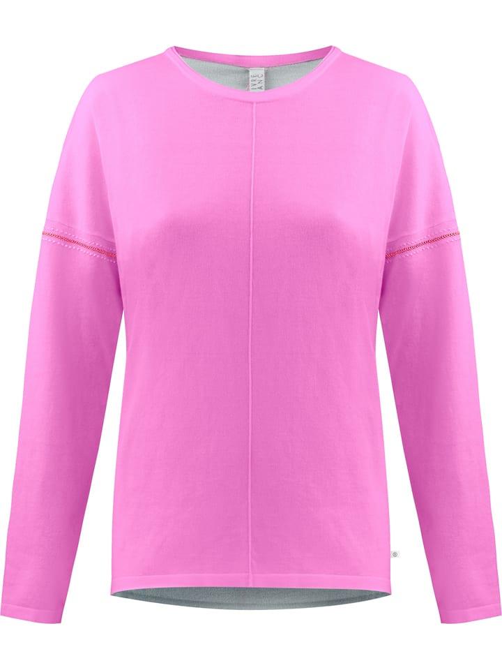 Poivre Blanc Sweatshirt in Pink