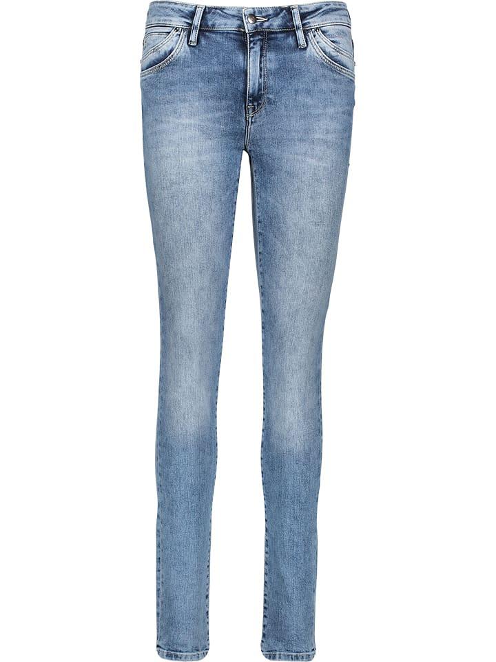 "MAVI Spijkerbroek ""Adriana"" - super skinny fit - blauw"