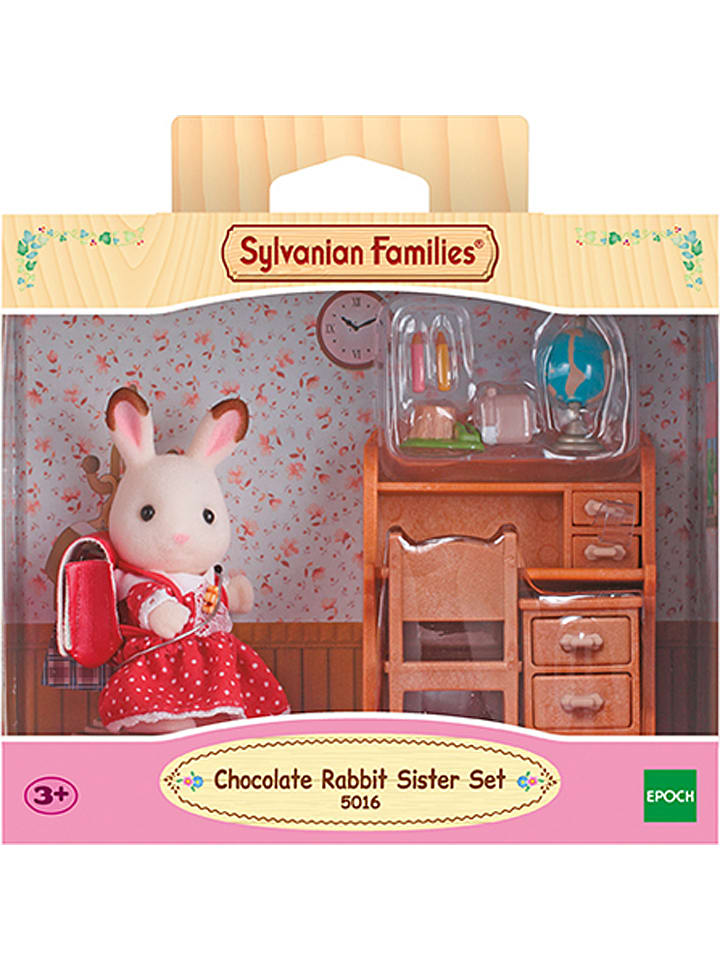 "Sylvanian Families Sylvanian Families-accessoires ""Bureau"" - vanaf 3 jaar"