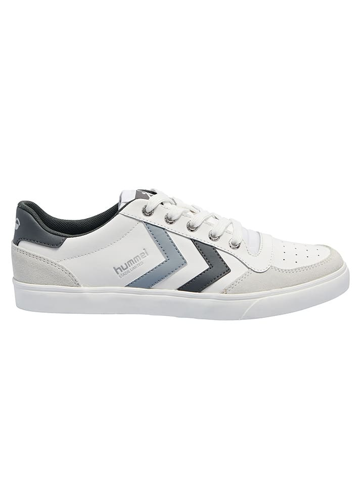 "Hummel Sneakersy ""Stadil"" w kolorze białym"